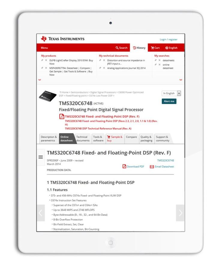 ti-datasheet-tablet